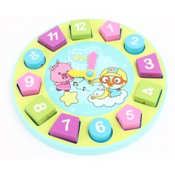 Pororo Learning Clock