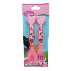Disney Minnie Mouse Cutlery Set