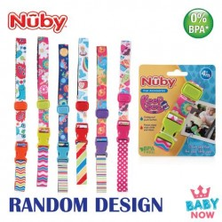 Nuby Fabric Cup Catcher (1pc)