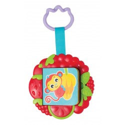 Playgro Story Time-Teething Time Activity Book