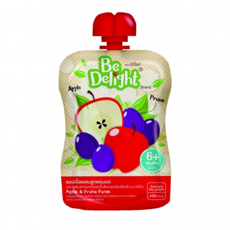 Be Delight Apple and Prune Puree