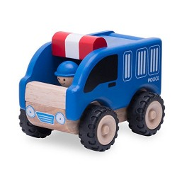 Wonder World Mini Police Car