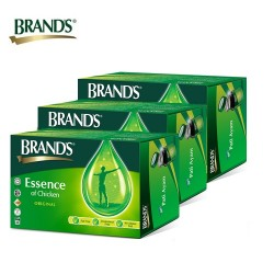 BRAND'S Pregnancy Essential Milk Quality Booster 1 (BEC 6's x3)