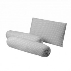 Comfy Baby Living Bolster & Pillow Set (S)