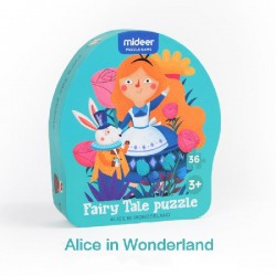 Mideer Fairy Tale Puzzle (Alice In Wonderland)