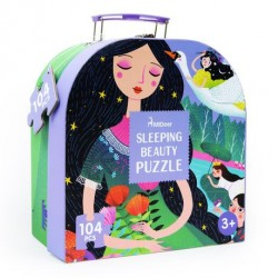 Mideer Sleeping Beauty Puzzle (104pcs)