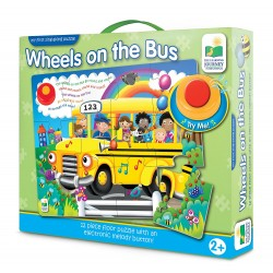 TLJI My First Sing Along Puzzle - Wheels on the Bus