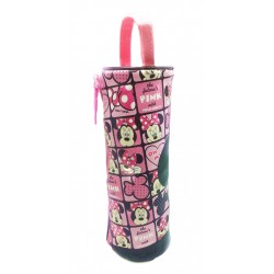 Disney Minnie Mouse Polka Dots Round Pencils Bag