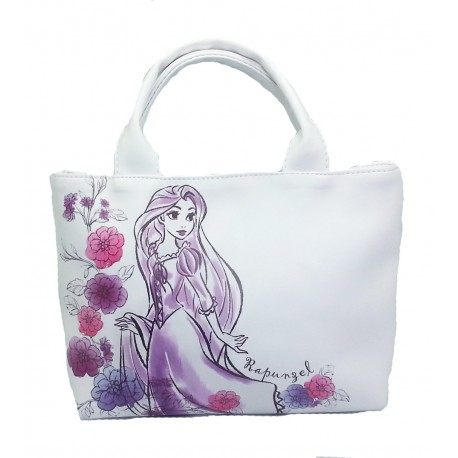 Disney Princess Rapunzel Purple Hand Carry Tote Bag