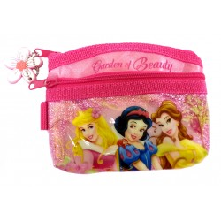 Disney Princess Sparkling Coin Purse (Design A)