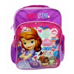 Disney Sofia The First First Apple Of My Eyes School Bag