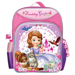 Disney Sofia The First Magical al Garden School Bag