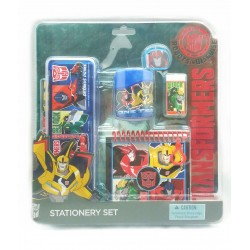 Transformers Robot In Disguise Value Stationery Set