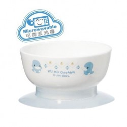 Kuku Duckbill KU3014 Microwavable Bowl With Sucker