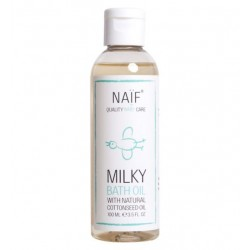 Naif Milky Bath Oil (100 ml)