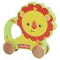 Fisher Price Lion on Wheels (Damaged Packaging, Clearance Stock)