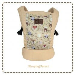 Cuddle Me Lite Carrier (Sleeping Forest)