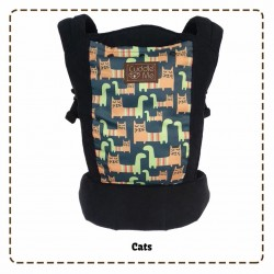 Cuddle Me Lite Carrier (Cats)
