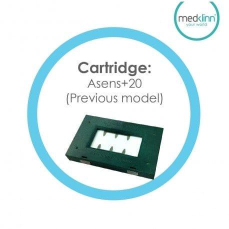 Medklinn Cartridge : Medklinn Asens+20 (Previous Model)