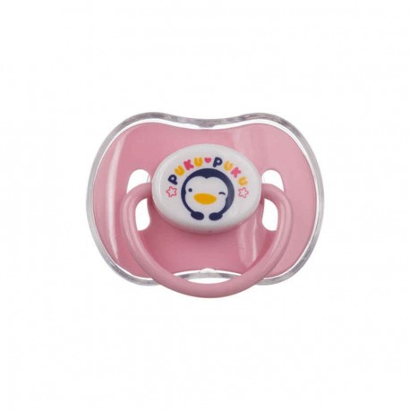 Puku Baby Pacifier 0m+ (New Born) - Pink