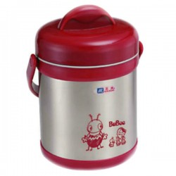 BUBEE H1500 Thermal Flask - Red (1.5L)
