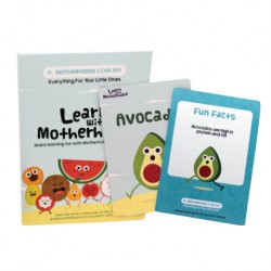 Motherhood Flash Card (Fruit) - Series 2