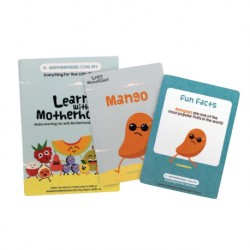Motherhood Flash Card (Fruit) - Series 3