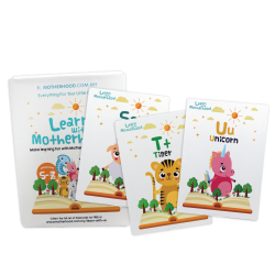 Motherhood Flash Card (Alphabet S-Z) - Series 3