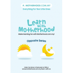 Motherhood Flash Card (Opposite) - Series 3