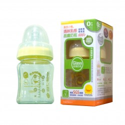 Piyo Piyo Nursing Bottle Gourd-Shape 120ml