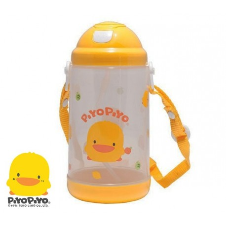 Anti-Bacterial Water Bottle W/Pop-up Lid Canteen 800cc