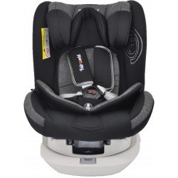 Fair World Rotating with Isofix Baby Carseat (BC 62S/ISO/SIPS-BG)